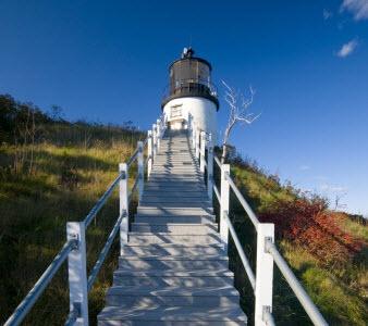 Owl's Head Lighthouse - Owl's Head Maine