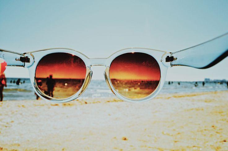 Letnie porady na temat bezpieczeństwa oczu.