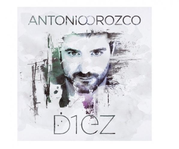 El último trabajo discográfico de Antonio Orozco ha cosechado un gran éxito.