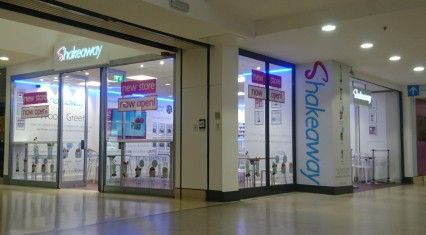 Shakeaway, Wood Green Shopping Centre London