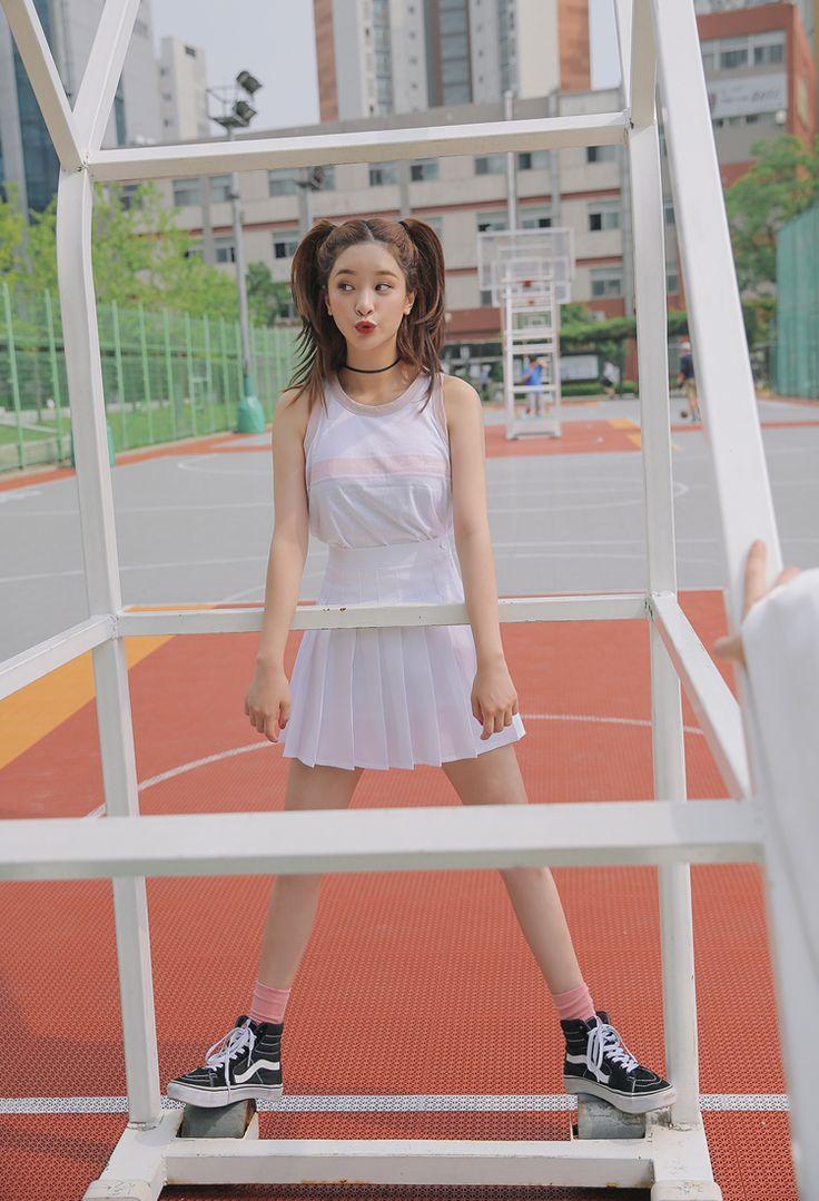 byeon jeong ha style nanda model