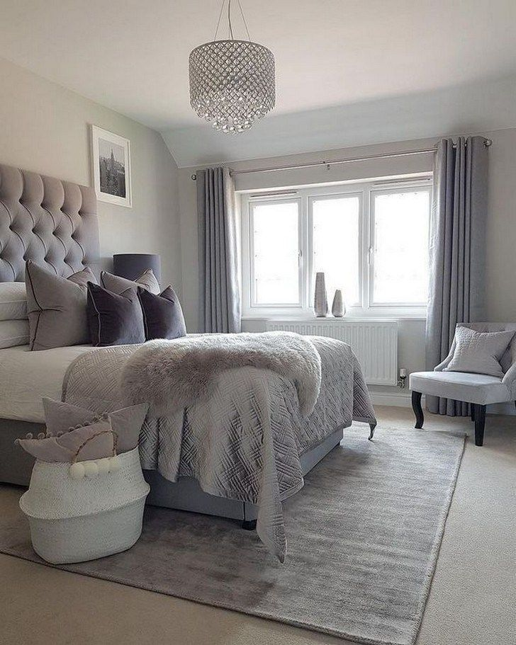 61 Stylish Master Bedroom Design On Budget Masterbedroom