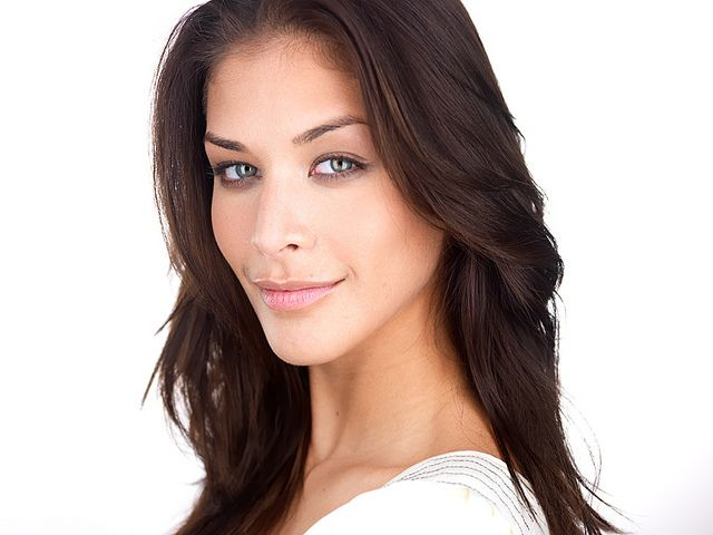 2008 Ms. Universe Dayana Mendoza and photographer Peter Hurley creating some amazing headshots together! by Peter_Hurley, via Flickr
