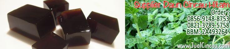 Supplier Bahan Baku Cincau Hitam Anda memerlukan bahan baku cincau hitam untuk membuat minuman / masakan yang menggunakan cincau hitam sebagai komponennya ? kami sebagai Supplier Bahan Baku Cincau Hitam siap melayani pemesanan anda ke seluruh Indonesia.  http://jualcincau.com/supplier-bahan-baku-cincau-hitam/