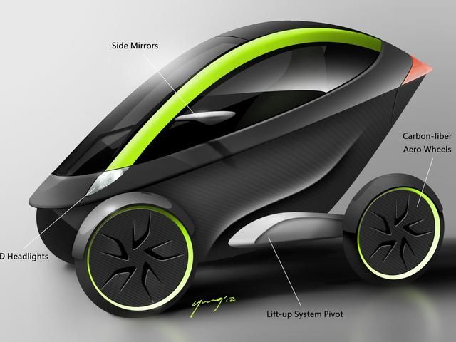 Best Zero Emission Images On Pinterest Electric Cars A
