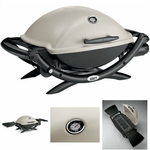 Portable-Tabletop-Gas-Grill-Propane-Camping-Bbq-Cooker-Aluminum-Weber-Outdoor