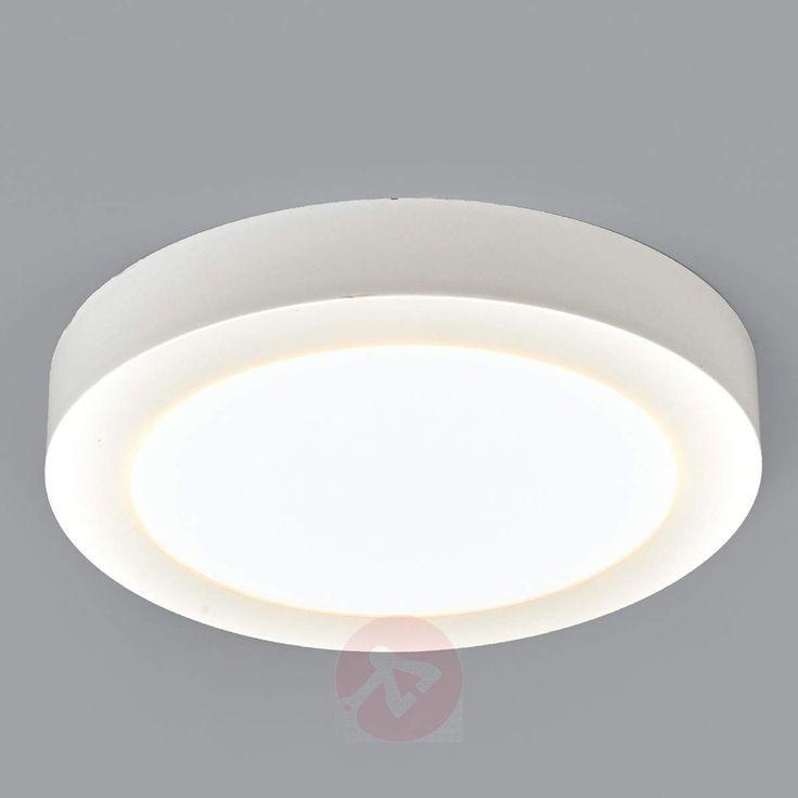 Esra – LED-taklampe i hvitt, IP44-9978021-30