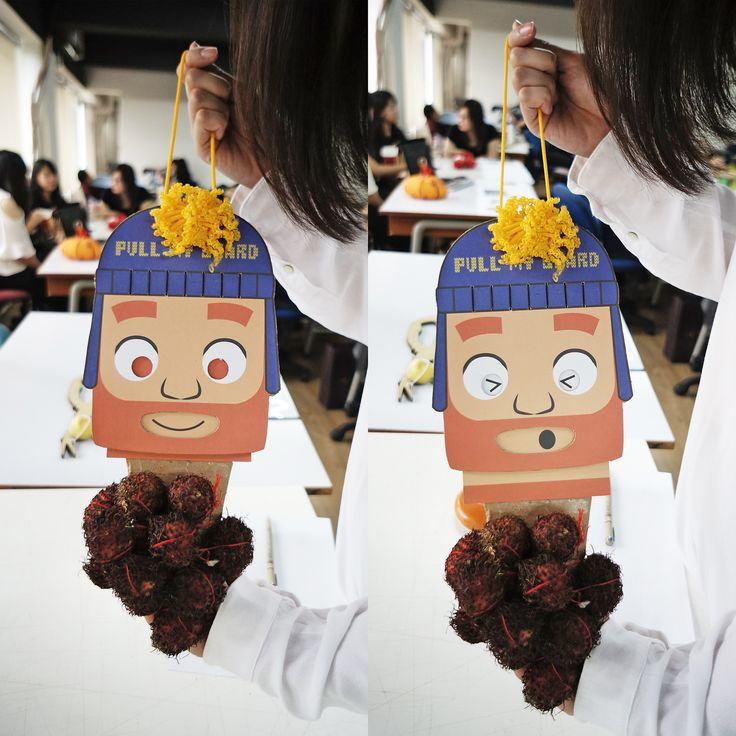 [Entertainment Fruit Packaging] Packaging design for rambutans by Cecilia Surjadi (batch 2014, UPH Product Design)
