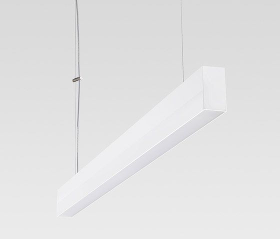 General lighting | Suspended lights | Linea Luce LED suspension | ... Check it out on Architonic