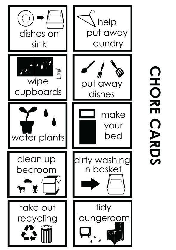 The 25+ best Chore chart template ideas on Pinterest Chore ideas - weekend scheduled template