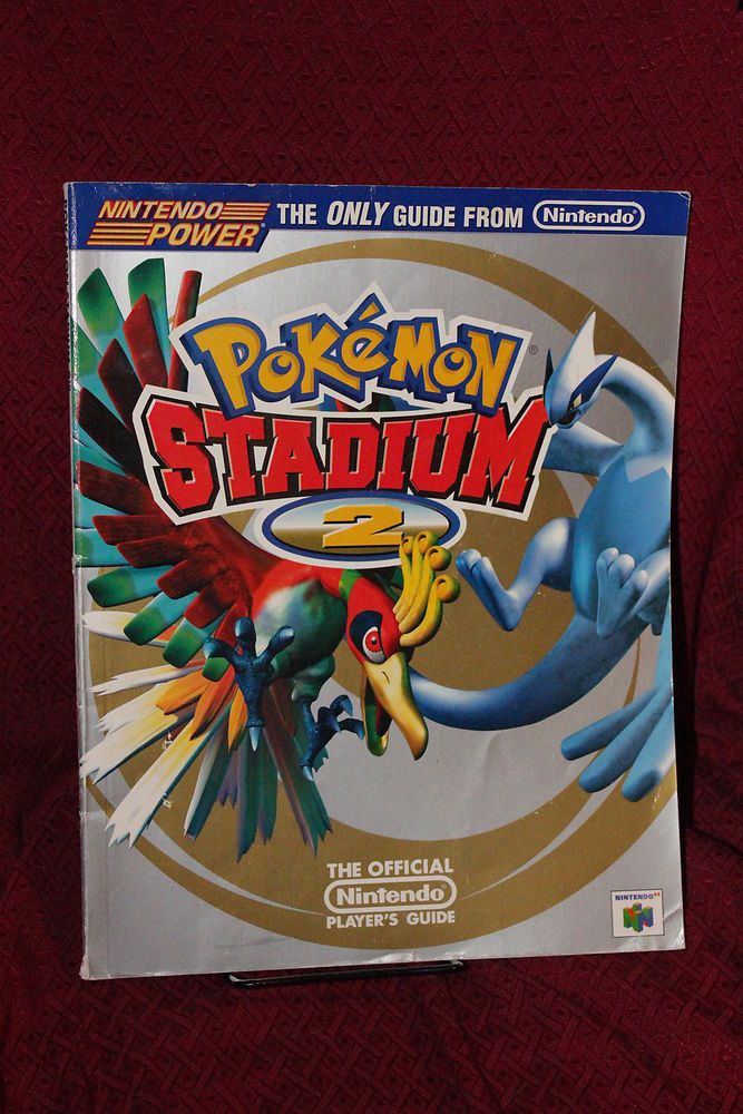 how to play pokemon stadium 2