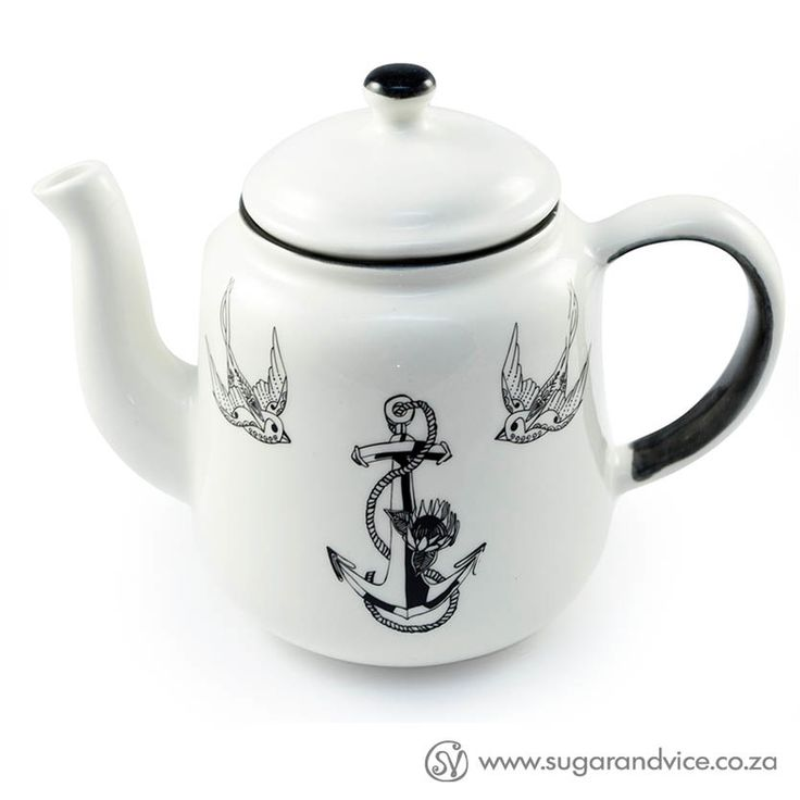 TEAPOT - SAIL AWAY by Sugar and Vice for sale on http://hellopretty.co.za