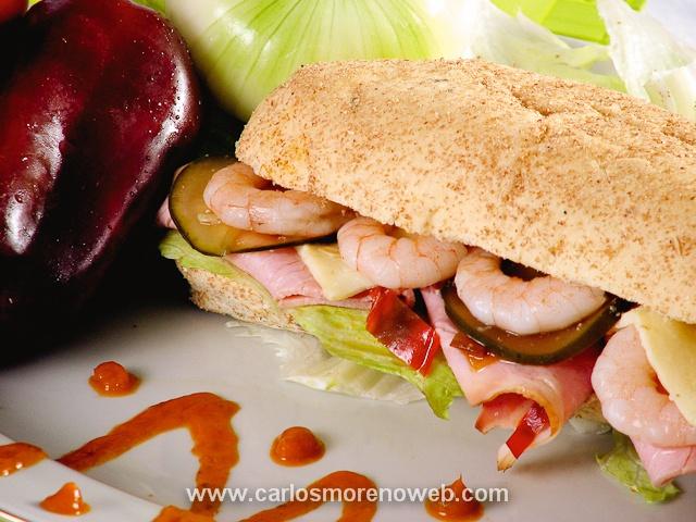 Emparedados  www.carlosmorenoweb.com