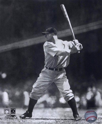 "Lou Gehrig ""In the beginning I used to make one terrible play a game. Then I got so I'd make one a week and finally I'd pull a bad one about once a month. Now, I'm trying to keep it down to one a season."""