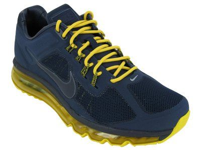 Nike Men's NIKE AIR MAX 2013+ EXT RUNNING SHOES « Clothing Impulse