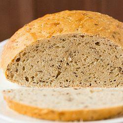 Jewish Rye Bread (BYB)