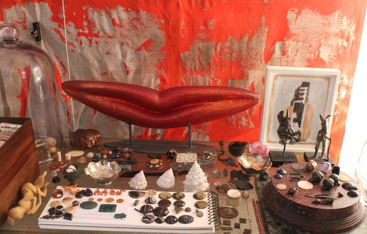 Belmacz creative space in the Belmacz Gallery in London