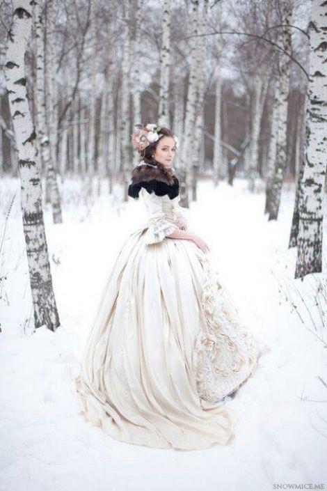 Winter wonderland wonder princess