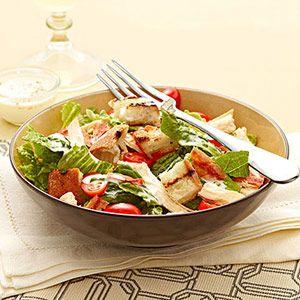 Chicken BLT Salad: Recipes Chicken, Chicken Salad, Eating Rights, Healthy Dinners Recipes, Chicken Blt, Dinners Ideas, Healthy Recipes, Weights Loss, Blt Salad