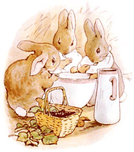 Rabbits Bread Meat Best