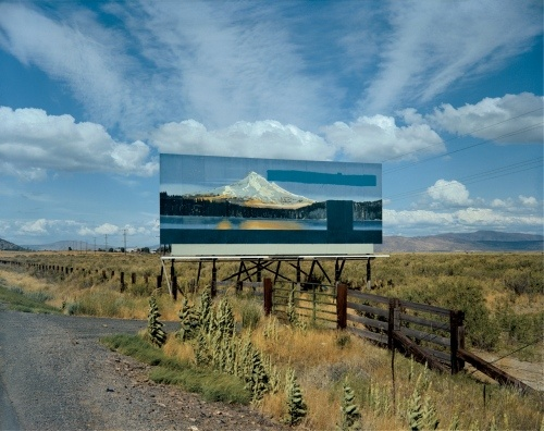The American Landscape. Stephen Shore.