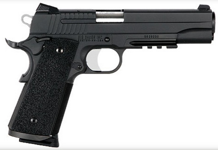"sig sauer 1911 tacops | Sig Sauer 1911 Tactical Operations 45 ACP 8 rds 5"" - Hopefully my next purchase:)"
