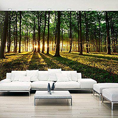 Oltre 25 fantastiche idee su Fototapete natur su Pinterest - fototapete wald schlafzimmer