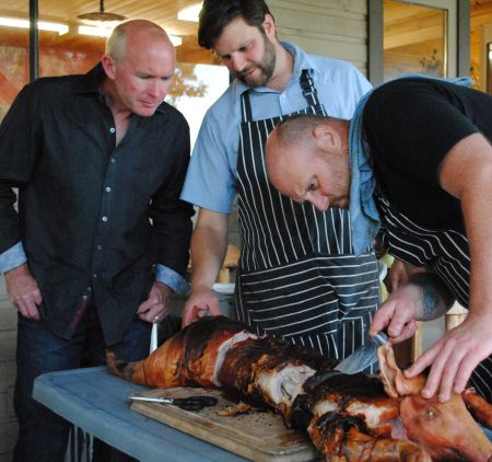 The Rise of Farm Dinners - by The Third Glass -- a great write up on the evolution of the wine-makers dinner. Covert Farms Family Estate truly ahead of their time. #bcwine #bc #okanagan #wine #organic #farm #biodynamic #farmtabledinners