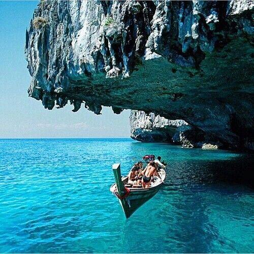 #sea #boat #travel