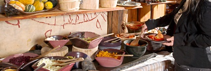 Viking restaurant Harald