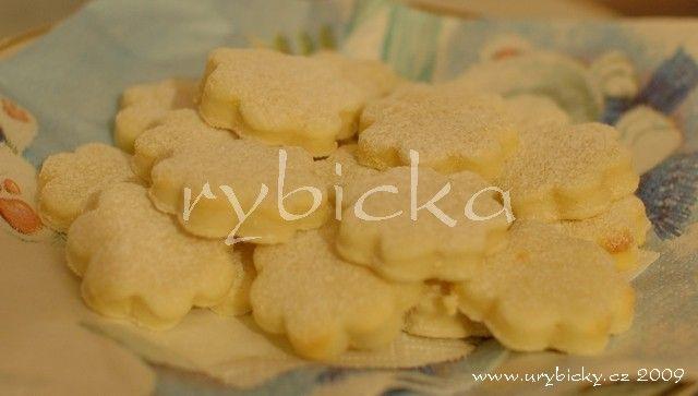 Citronové sušenky | U rybičky v kuchyni