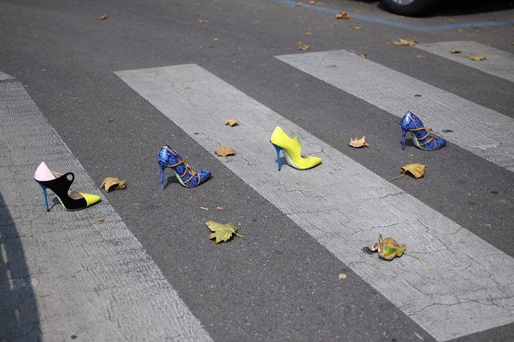 #giannico #shoes from FW14/15 #streetstyle #fashion #fashionphoto www.giannicoshoes.com