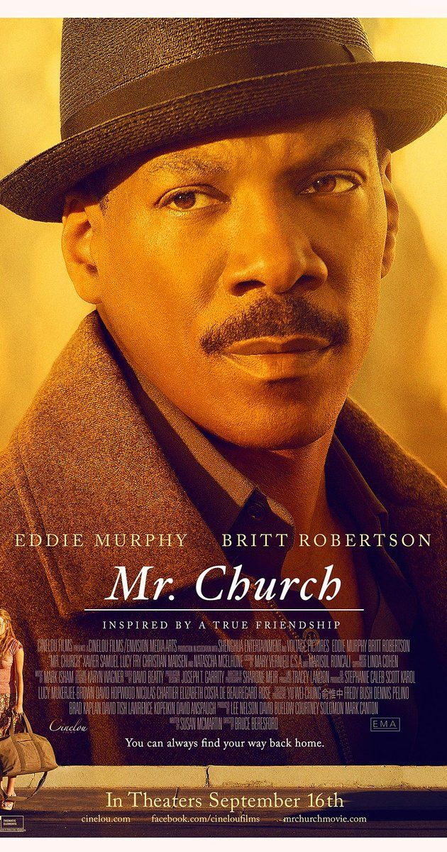 Directed by Bruce Beresford.  With Britt Robertson, Eddie Murphy, Madison Wolfe…