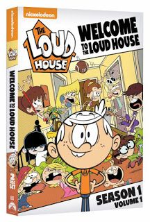 """Nickelodeon's Hit """"Welcome to The Loud House: Season 1, Volume 1"""" Makes It's DVD Debut on 5/23/17! #Giveaway Ends 5/31/17! #sponsored  http://couponsavvysarah.blogspot.com/2017/05/nickelodeons-hit-welcome-to-loud-house.html"""