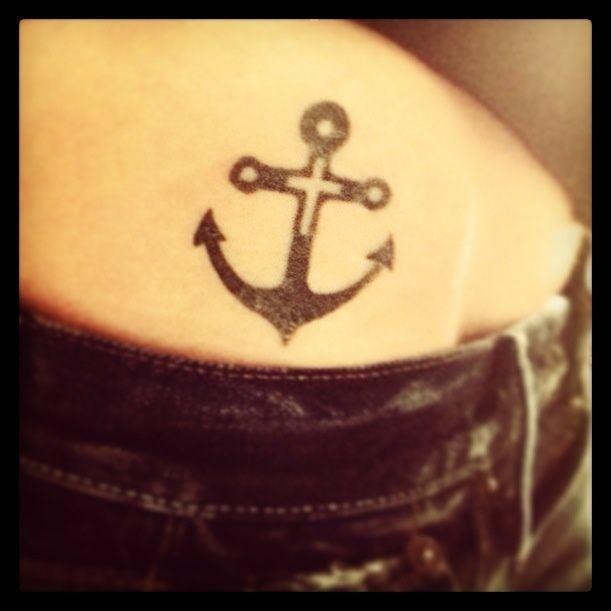 15 Cute Anchor Tattoos That Aren T Cliche: Best 20+ Anchor Tattoos Ideas On Pinterest