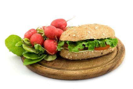 subway veggie delight nutrition information