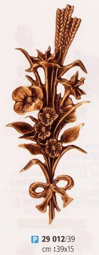Bloemen brons | Grafbrons |