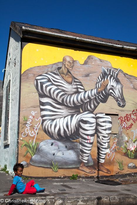 Woodstock Street Art Walking Tour, Cape Town South Africa via christineknight.me