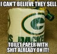 Image result for Green Bay packers suck meme