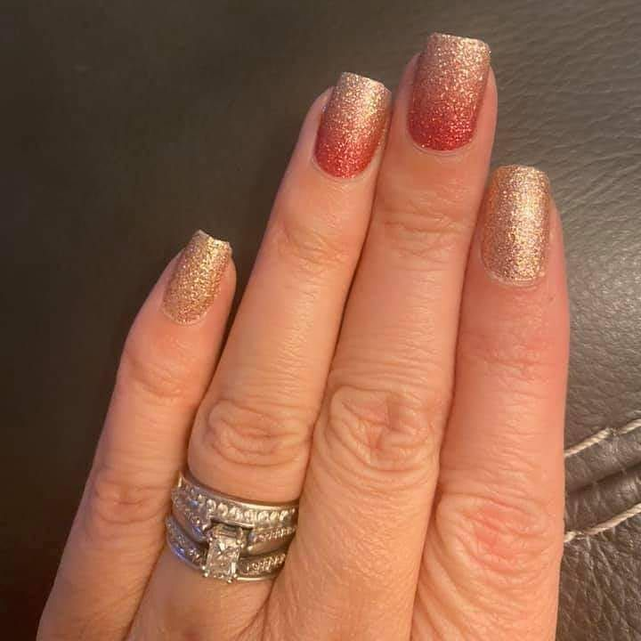 Michele Reynolds On Instagram Did You Know Coral Bay And Chelsea Ya Later Match Www Colorstreet Com In 2020 Color Street Nails Nail Color Combos Color Street