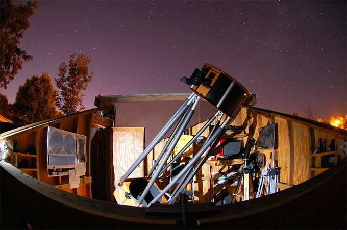 image an introduction to backyard observatories space facts see more