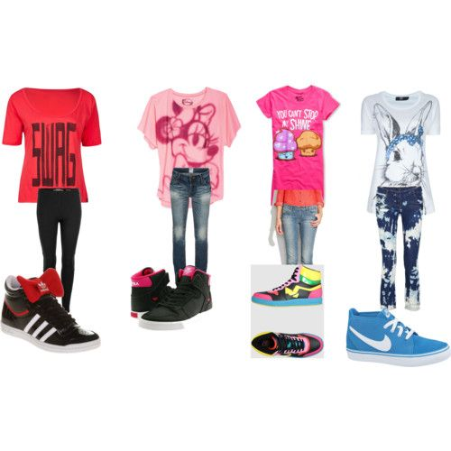 dopeoutfitsforgirls girls clothes polyvore dope