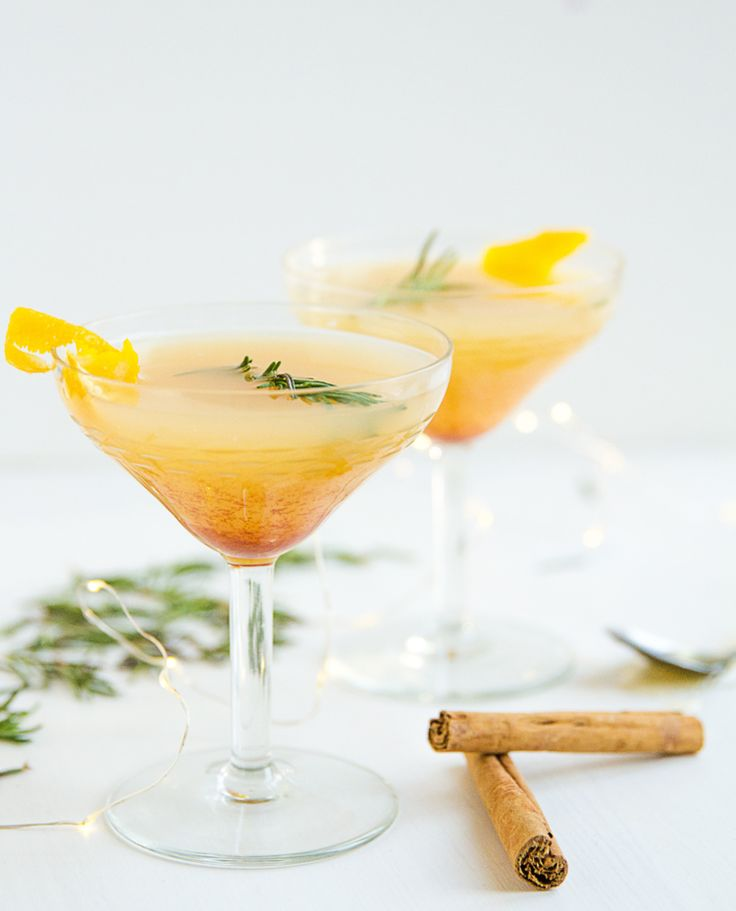 Dutch Appletini - no neon green here! Unfiltered apple juice, lemon, honey, bitters and the Dutch liquor genever make for a perfect fireside sipper!