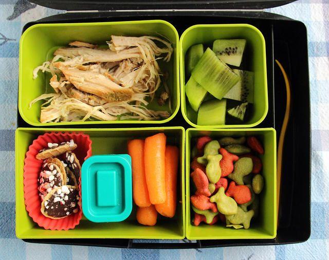 Carnitas Laptop Lunches Bento