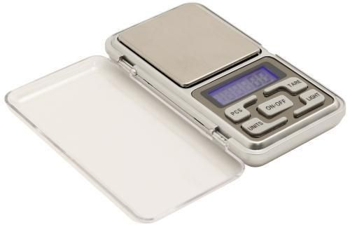 Measure Master 500g Digital Pocket Scale - 500g Capacity x 0.1g Accuracy