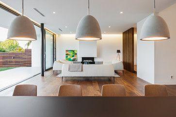 Northbridge House modern-dining-room