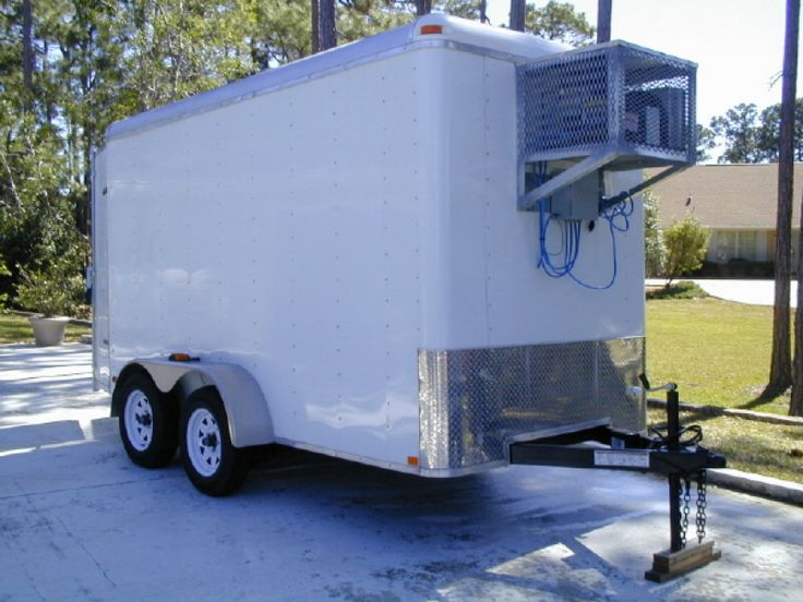 ... | Freezer Trailer & Refrigerated Trailers For Sale| Cooler Rental