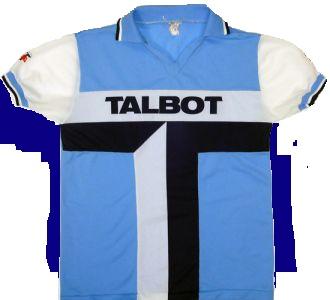 Coventry City. La primera casaca con publicidad de la historia. #Camisetas