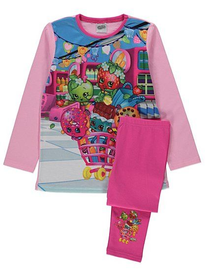 Shopkins Pyjama Set