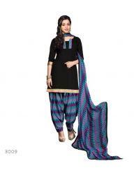 Causaul Remarkable Black and Multi Color Patiala wholesale Salwar Kameez Online Shopping #Dress Supplier #Clothing Supplier #Manufacturers #Sellers #Black #Dress